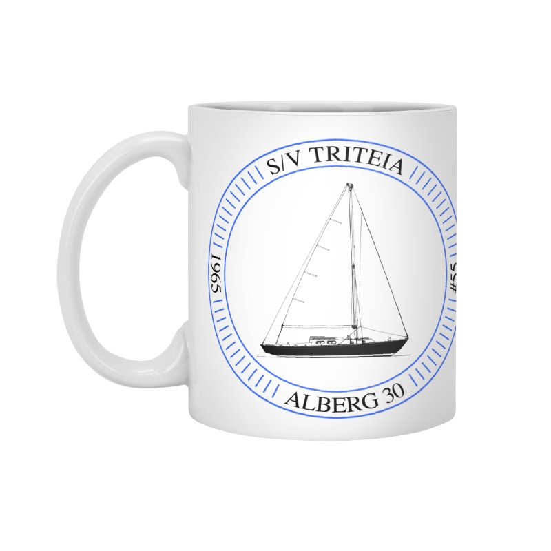 SV Triteia Accessories Mug by Sailor James
