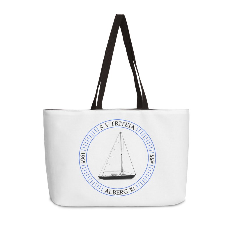 SV Triteia Accessories Weekender Bag Bag by Sailor James