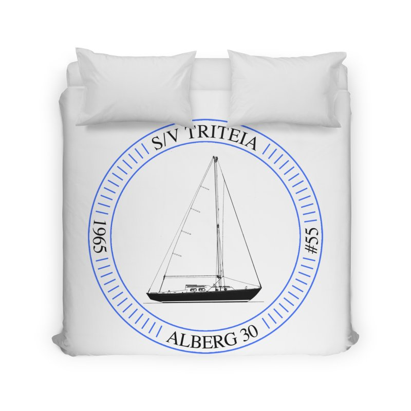 SV Triteia Home Duvet by Sailor James