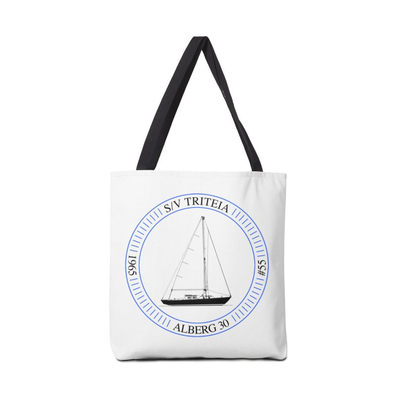 SV Triteia Accessories Tote Bag Bag by Sailor James