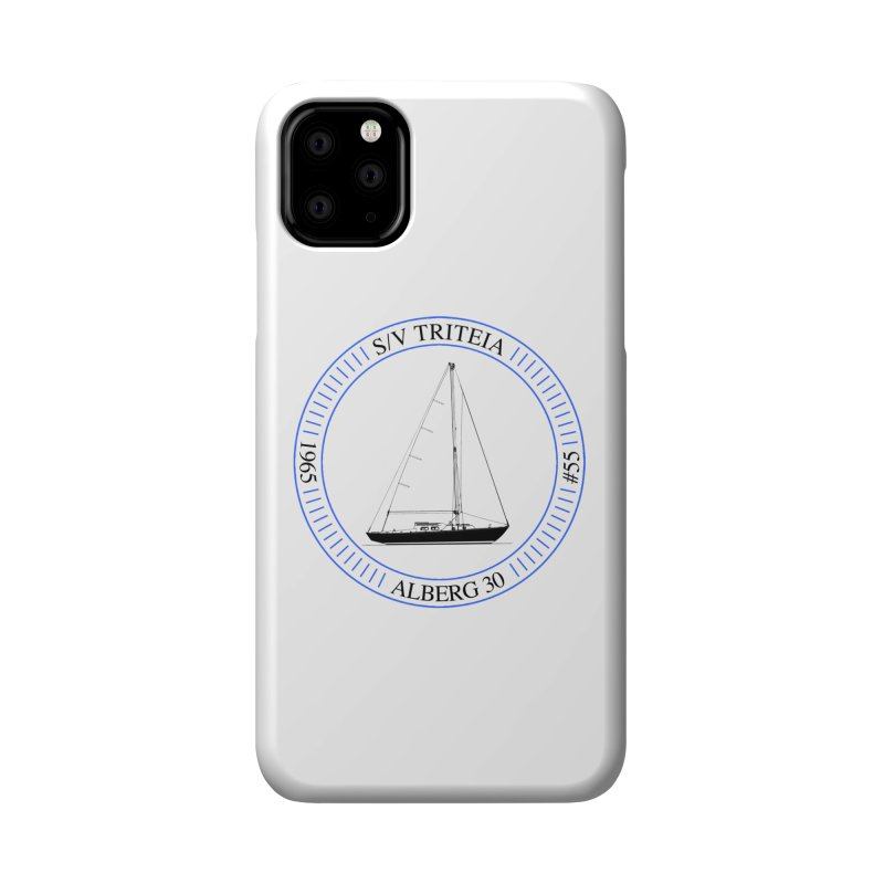 SV Triteia Accessories Phone Case by Sailor James