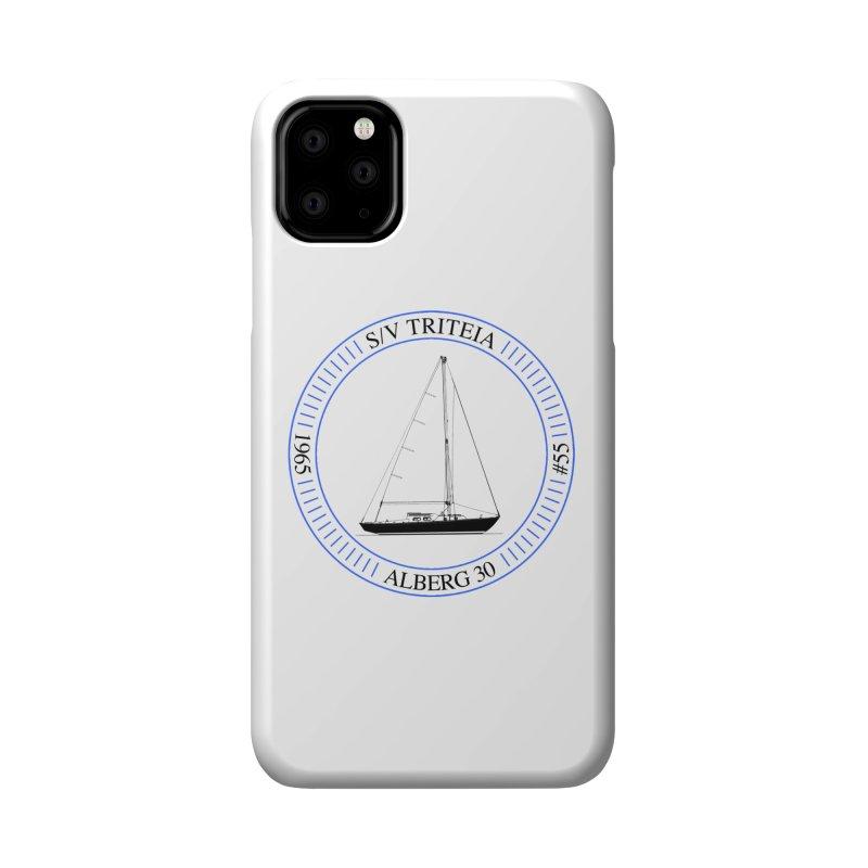 SV Triteia Accessories Phone Case by Sailor James