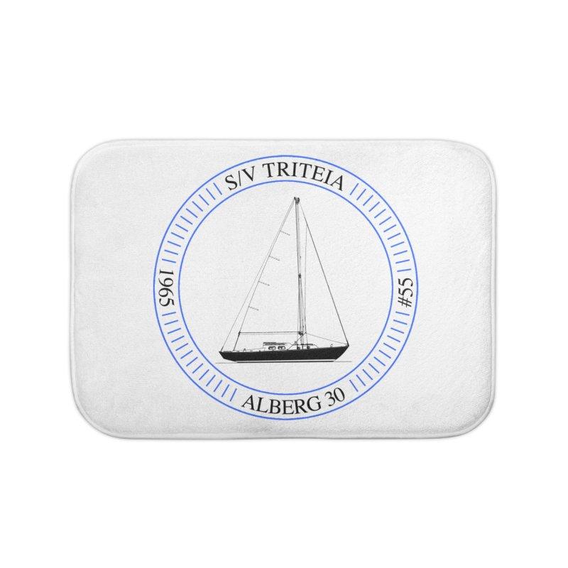 SV Triteia Home Bath Mat by Sailor James