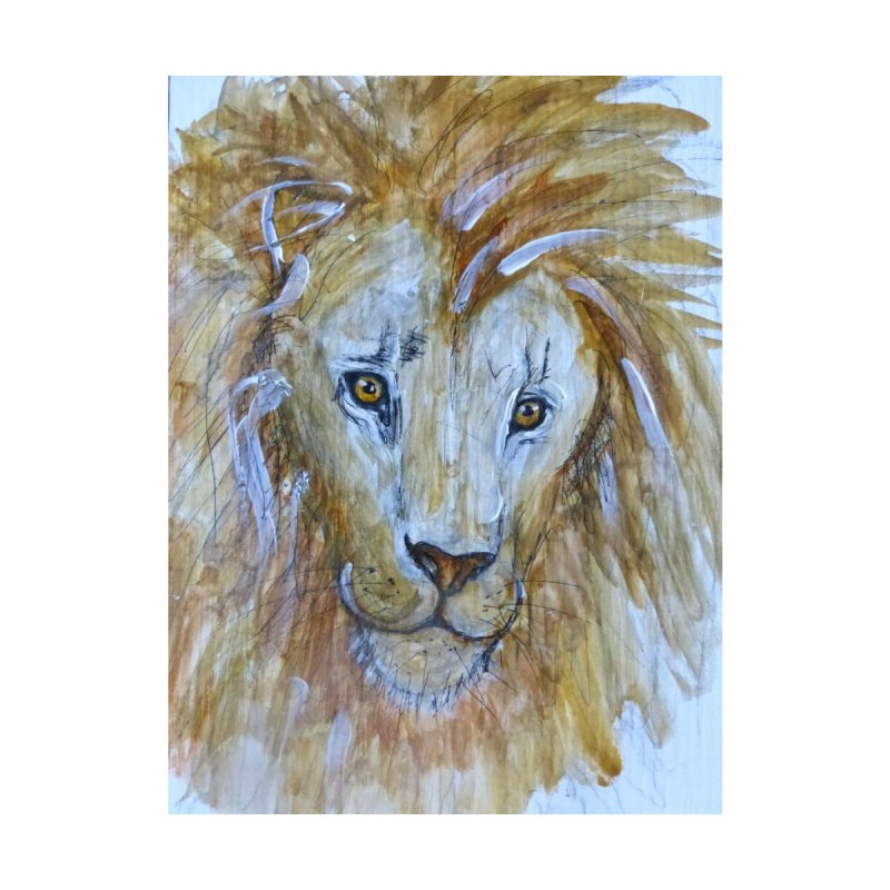 Lion by AlmaT's Artist Shop