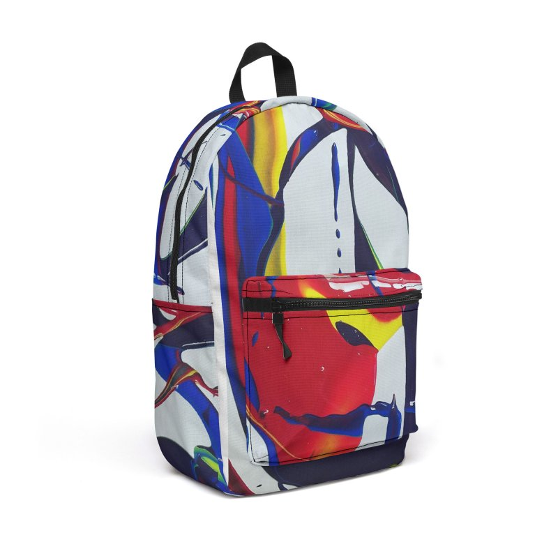 Feel the Rhythm Accessories Backpack Bag by AlmaT's Artist Shop