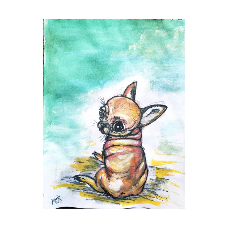Baby Chihuahua by AlmaT's Artist Shop