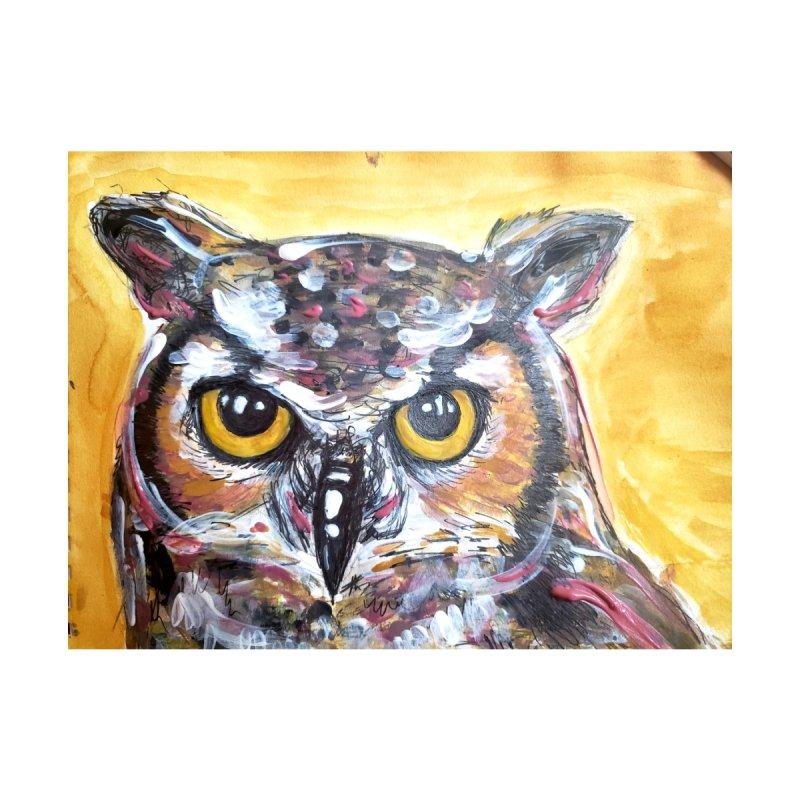 It's Owl Time! by AlmaT's Artist Shop