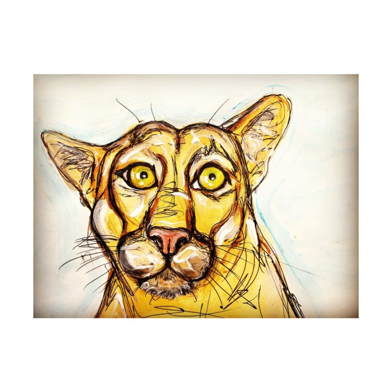 Puma by AlmaT's Artist Shop