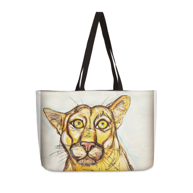 Puma Accessories Weekender Bag Bag by AlmaT's Artist Shop