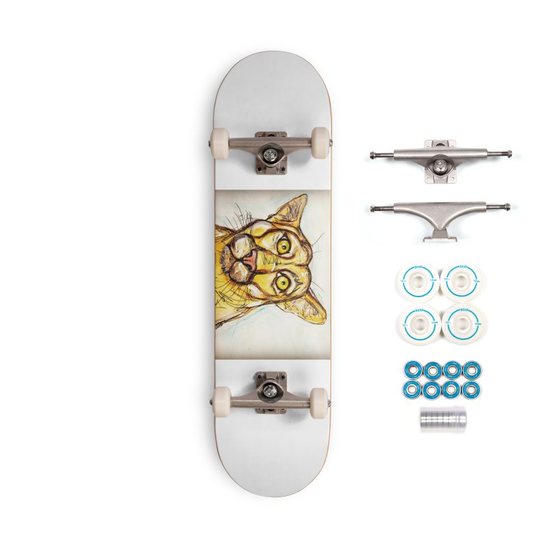 Puma Accessories Skateboard by AlmaT's Artist Shop