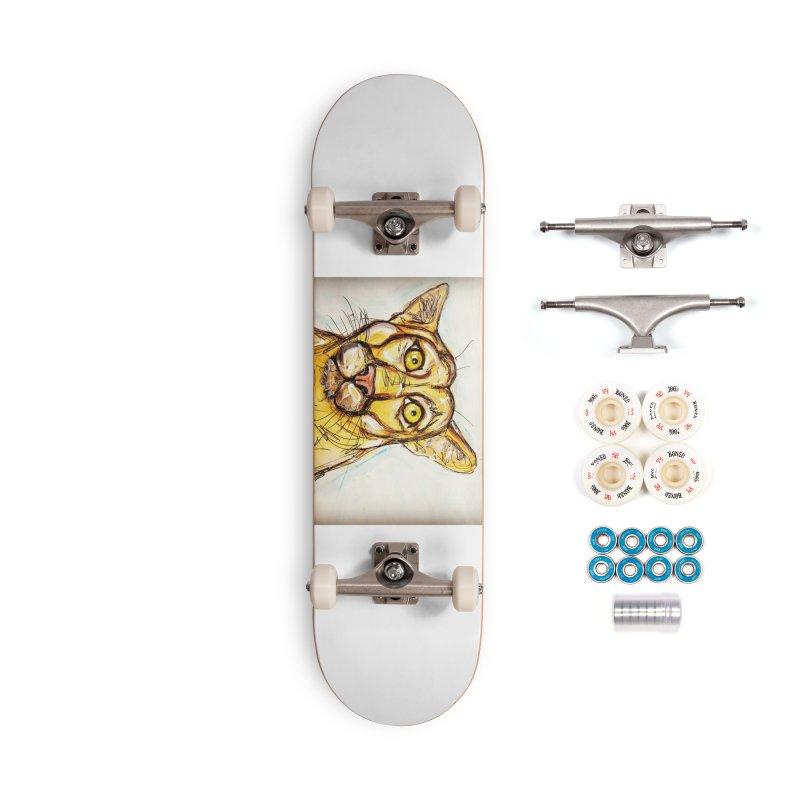 Puma Accessories Complete - Premium Skateboard by AlmaT's Artist Shop
