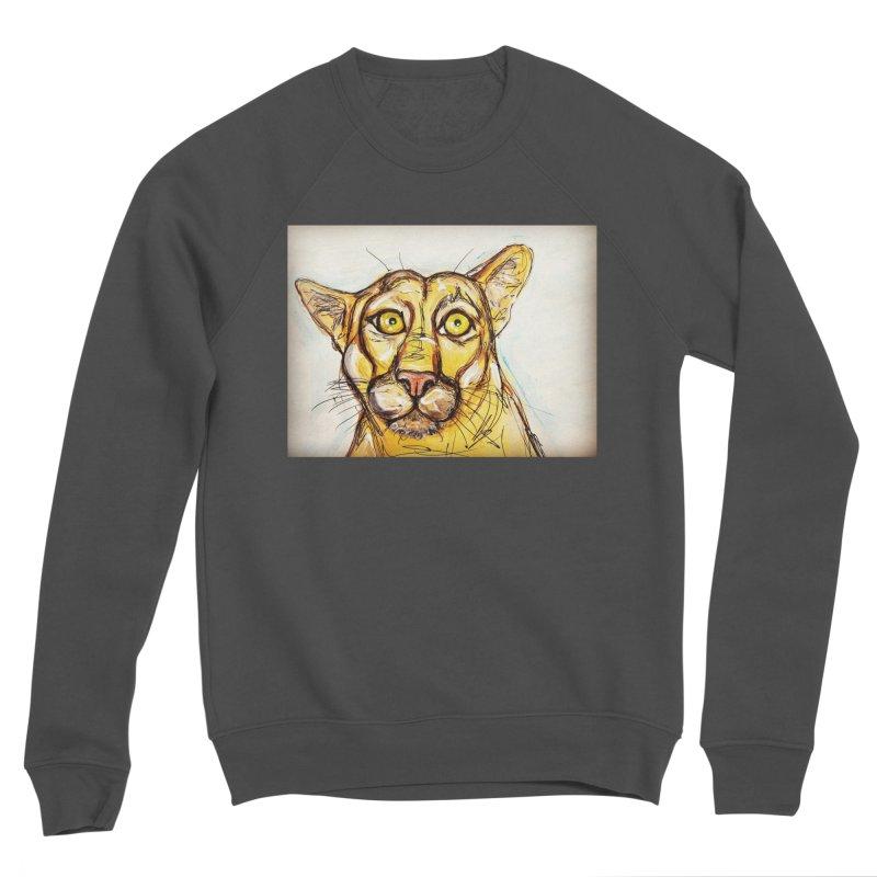 Puma Women's Sponge Fleece Sweatshirt by AlmaT's Artist Shop