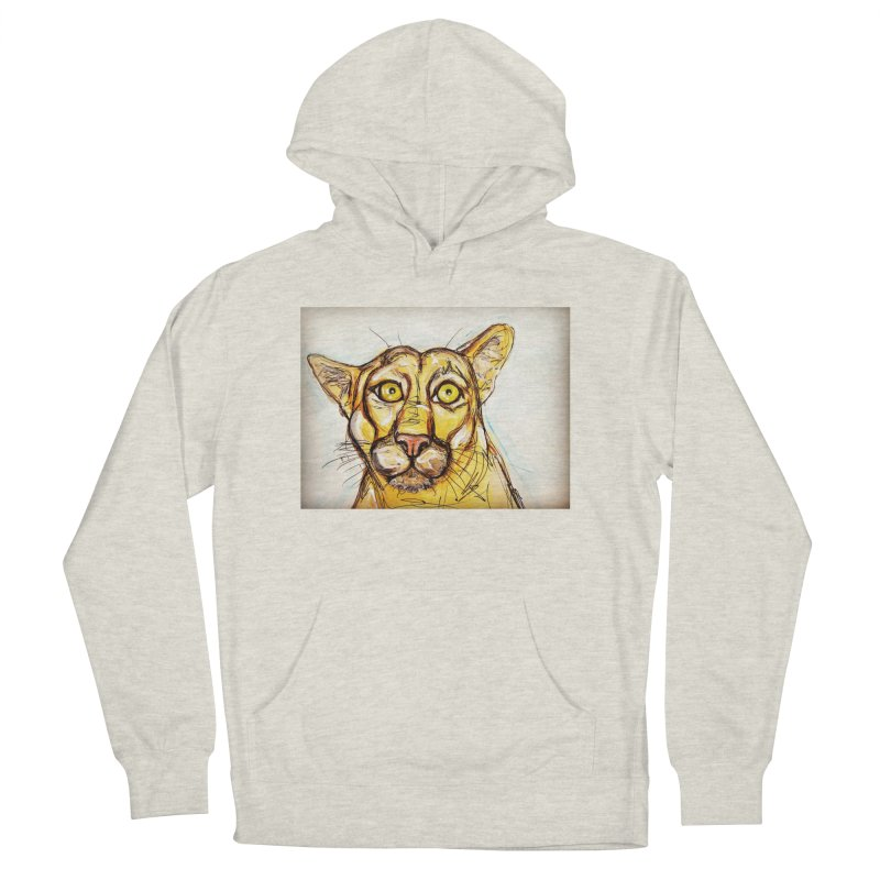 Puma Women's French Terry Pullover Hoody by AlmaT's Artist Shop