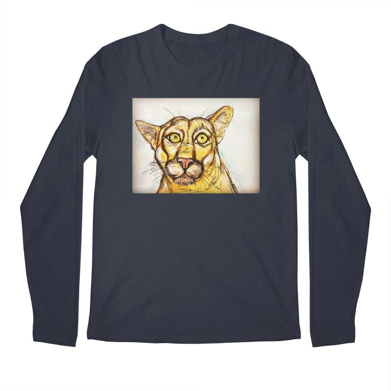 Puma Men's Regular Longsleeve T-Shirt by AlmaT's Artist Shop