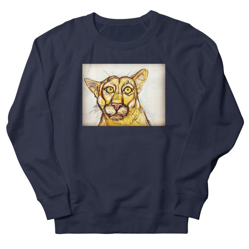 Puma Women's French Terry Sweatshirt by AlmaT's Artist Shop
