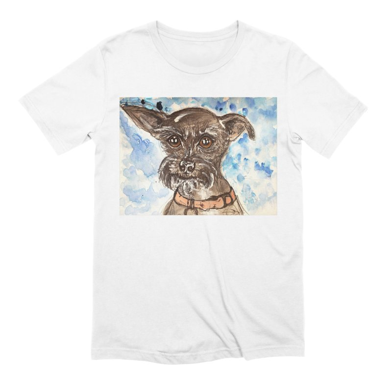 Ellie Men's Extra Soft T-Shirt by AlmaT's Artist Shop