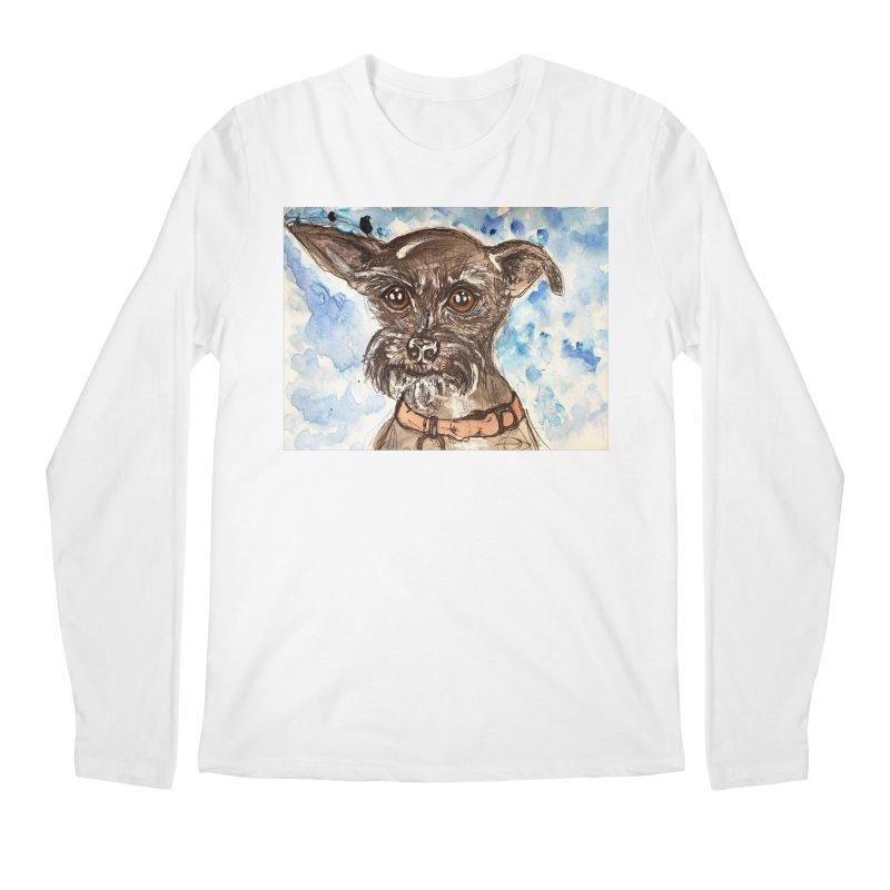 Ellie Men's Regular Longsleeve T-Shirt by AlmaT's Artist Shop