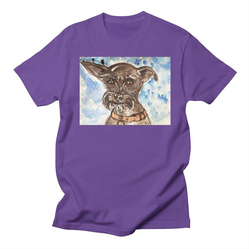 Ellie Men's Regular T-Shirt by AlmaT's Artist Shop