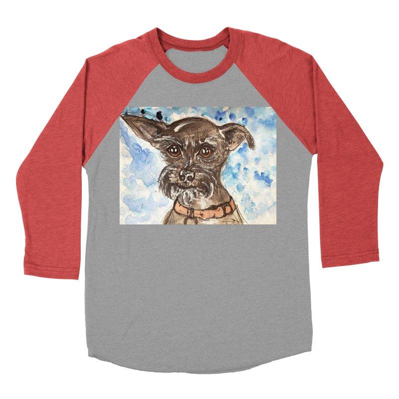 Ellie Men's Baseball Triblend Longsleeve T-Shirt by AlmaT's Artist Shop
