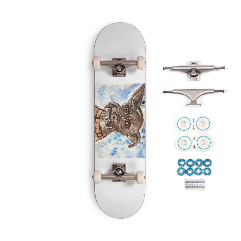 Ellie Accessories Skateboard by AlmaT's Artist Shop
