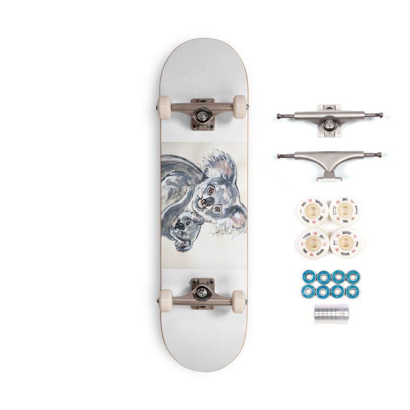 Koala Accessories Complete - Premium Skateboard by AlmaT's Artist Shop