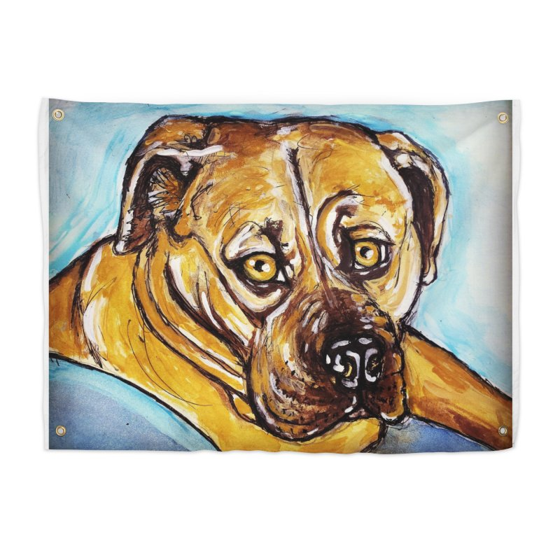 Roxi Home Tapestry by AlmaT's Artist Shop