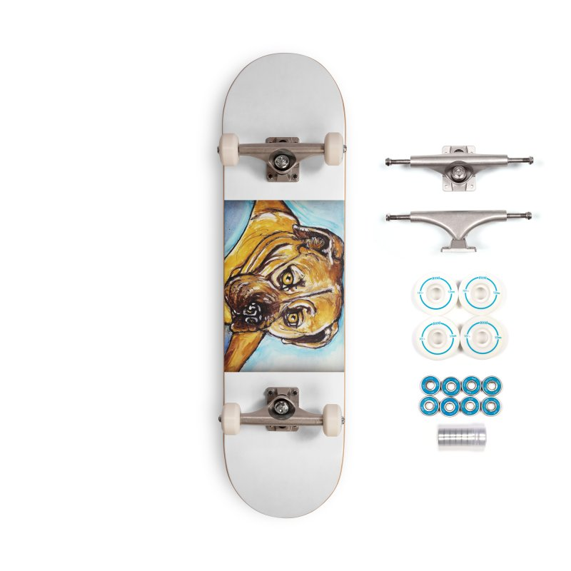 Roxi Accessories Complete - Basic Skateboard by AlmaT's Artist Shop