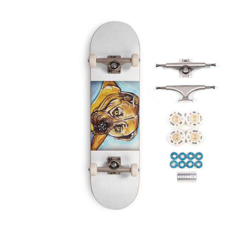 Roxi Accessories Complete - Premium Skateboard by AlmaT's Artist Shop