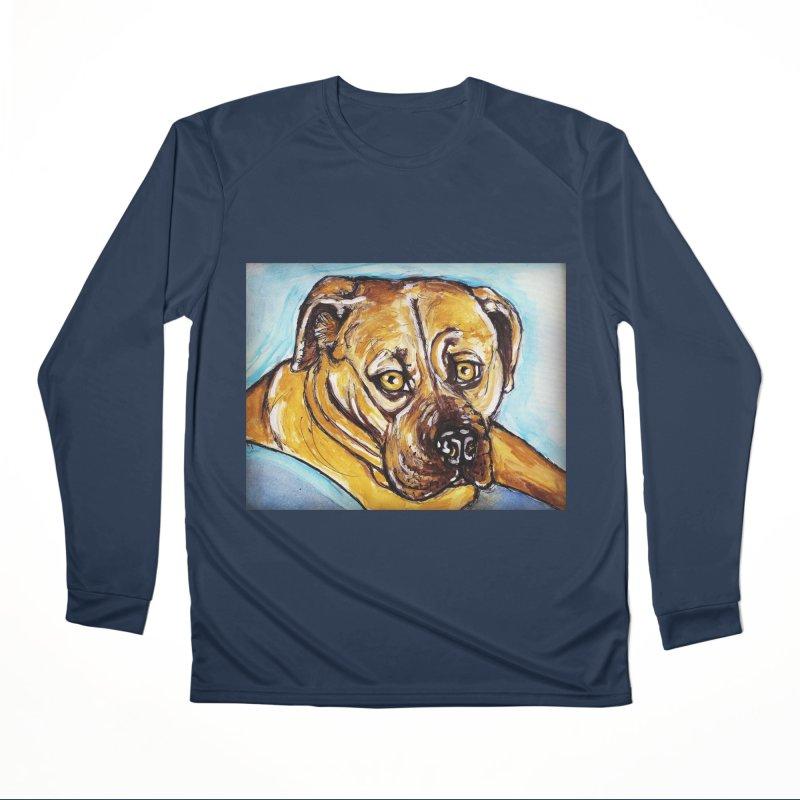 Roxi Men's Performance Longsleeve T-Shirt by AlmaT's Artist Shop