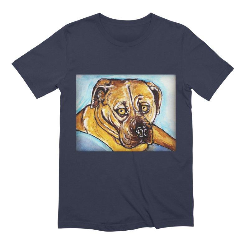 Roxi Men's Extra Soft T-Shirt by AlmaT's Artist Shop