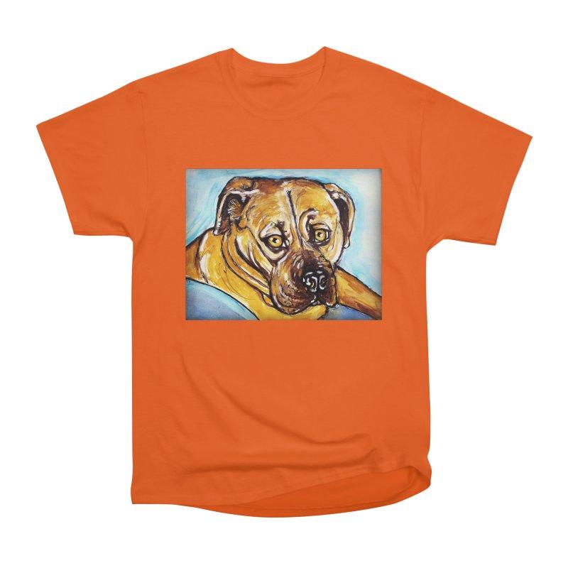 Roxi Men's Heavyweight T-Shirt by AlmaT's Artist Shop