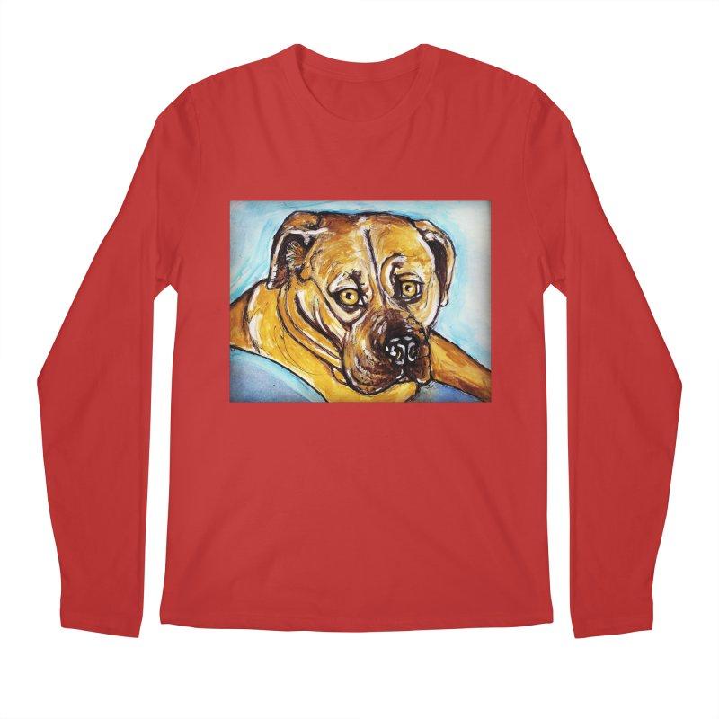 Roxi Men's Regular Longsleeve T-Shirt by AlmaT's Artist Shop