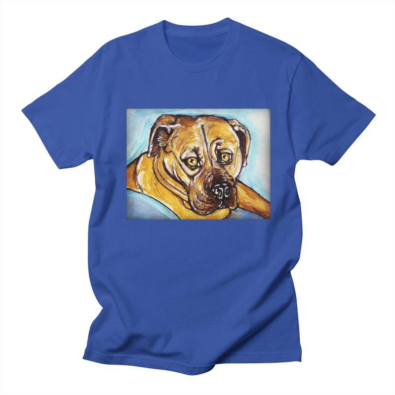 Roxi Men's Regular T-Shirt by AlmaT's Artist Shop