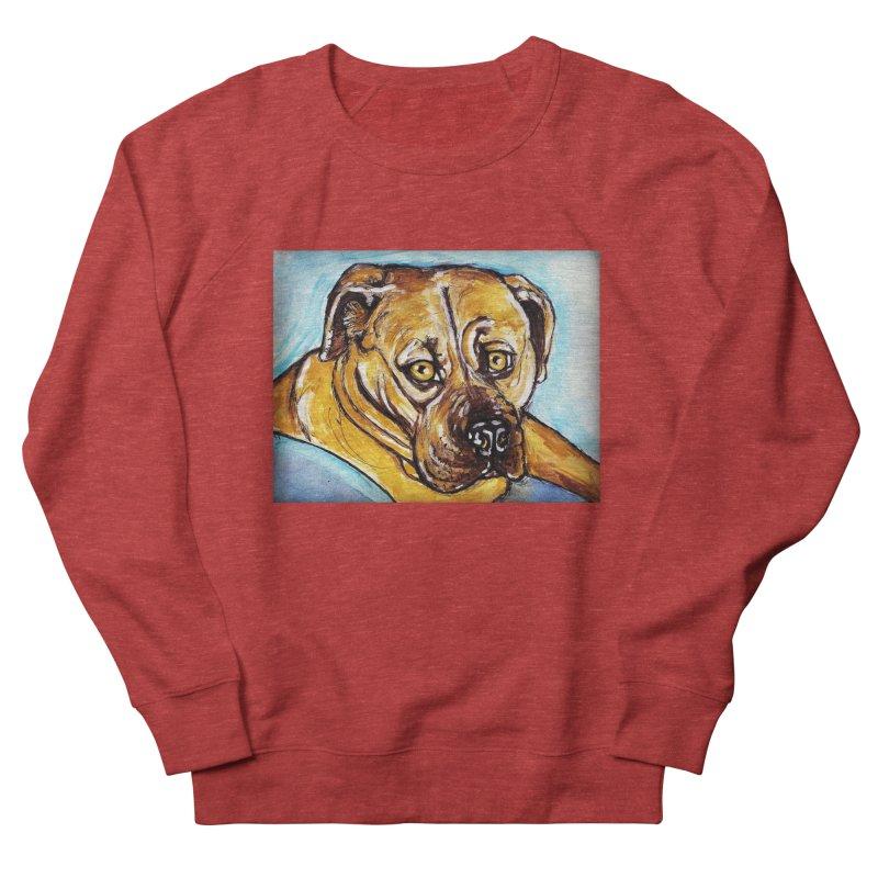 Roxi Women's French Terry Sweatshirt by AlmaT's Artist Shop