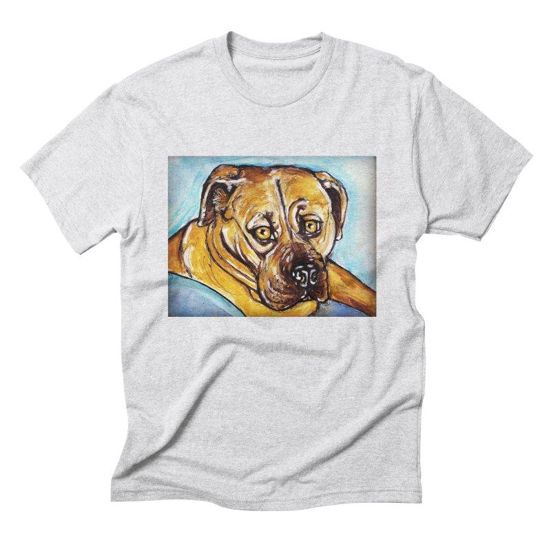 Roxi Men's Triblend T-Shirt by AlmaT's Artist Shop