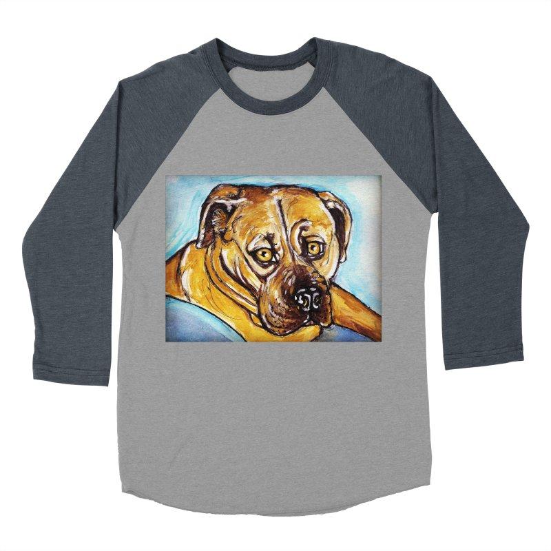 Roxi Men's Baseball Triblend Longsleeve T-Shirt by AlmaT's Artist Shop