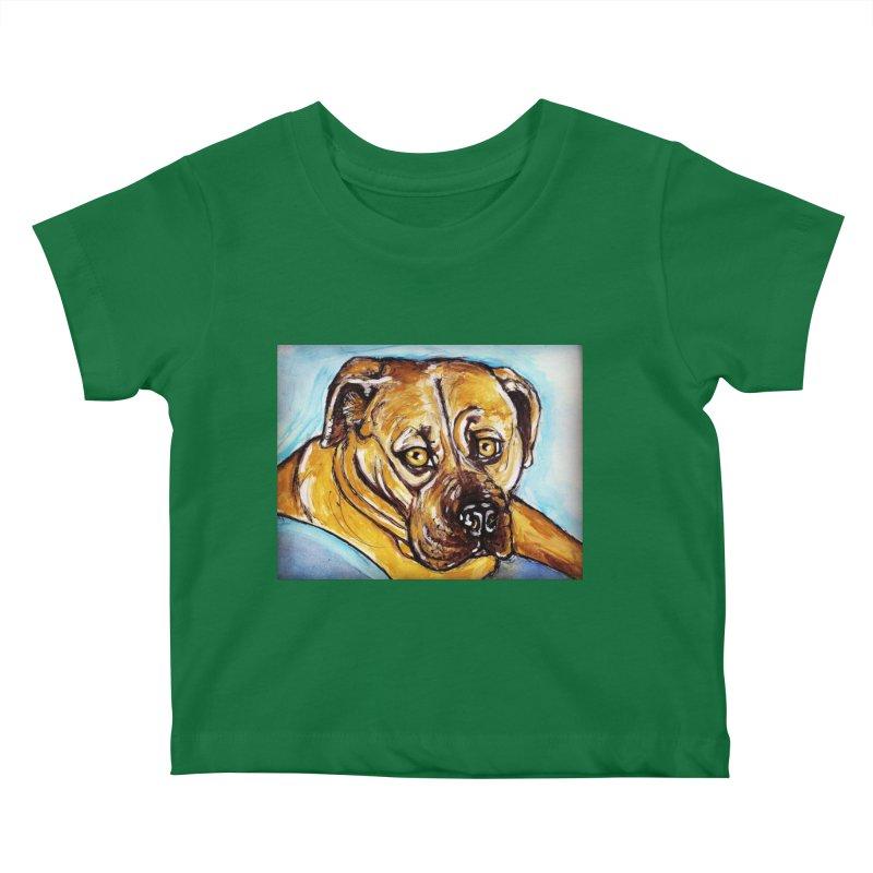 Roxi Kids Baby T-Shirt by AlmaT's Artist Shop