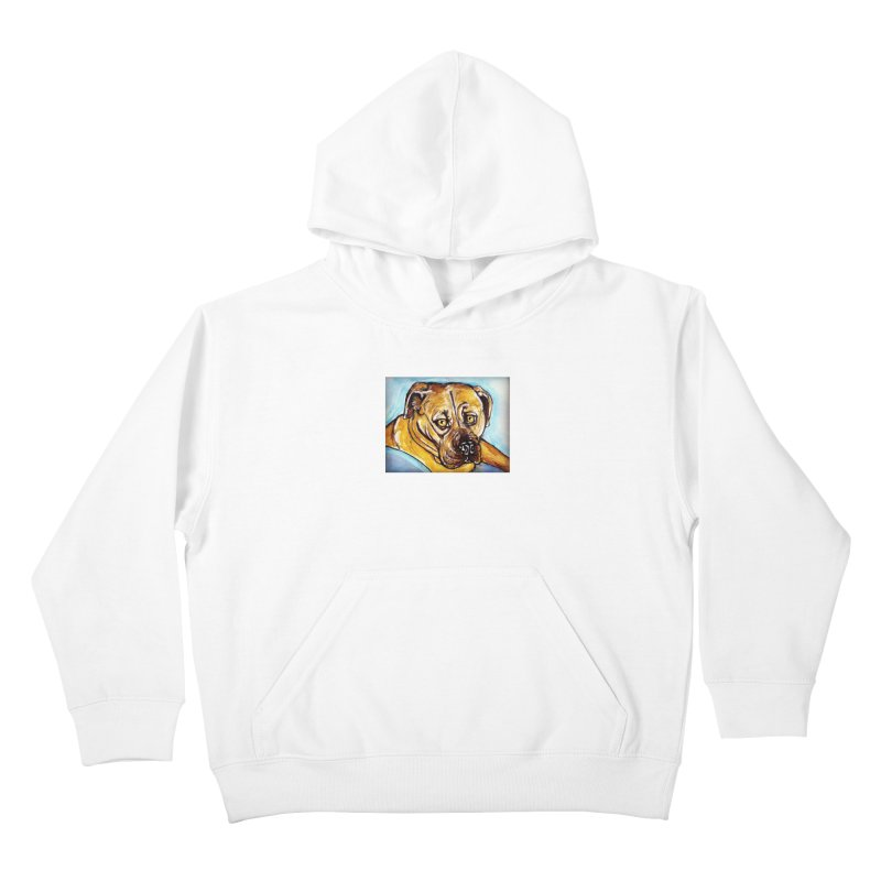 Roxi Kids Pullover Hoody by AlmaT's Artist Shop