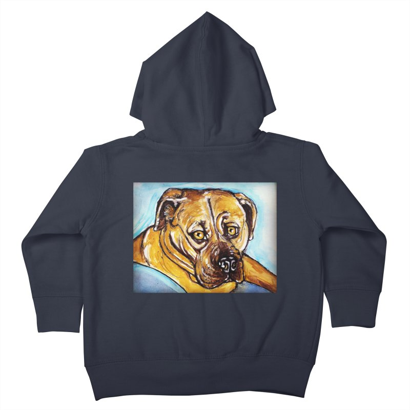 Roxi Kids Toddler Zip-Up Hoody by AlmaT's Artist Shop