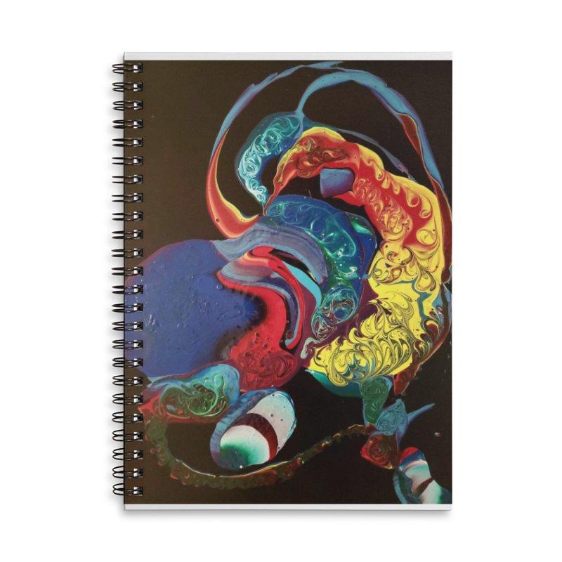 Color Rhapsody Accessories Notebook by AlmaT's Artist Shop