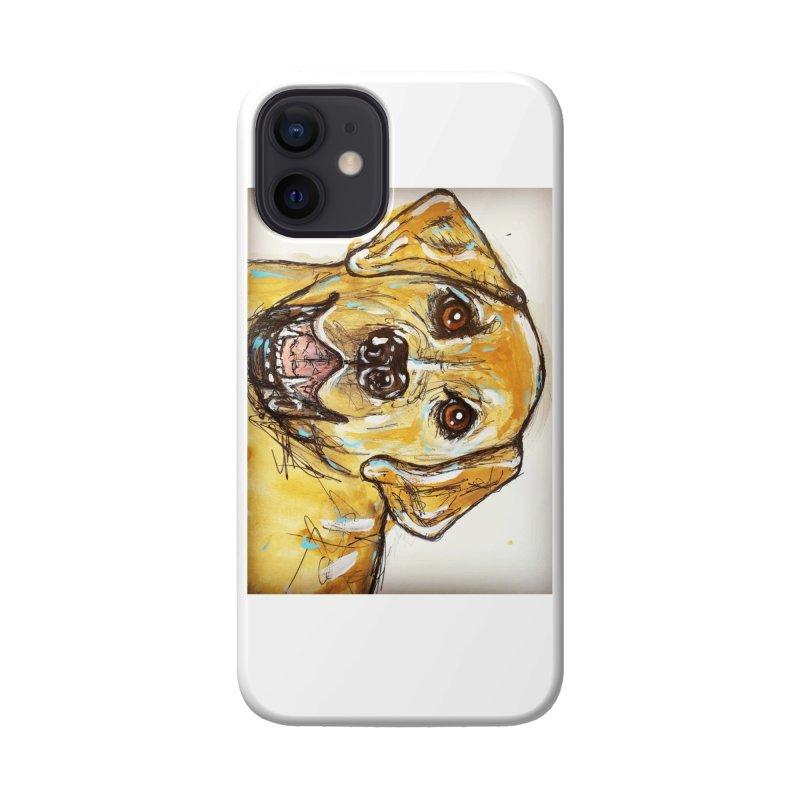 Labrador Retriever Accessories Phone Case by AlmaT's Artist Shop