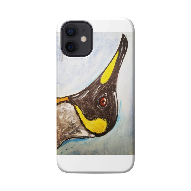 Emperor Penguin Accessories Phone Case by AlmaT's Artist Shop