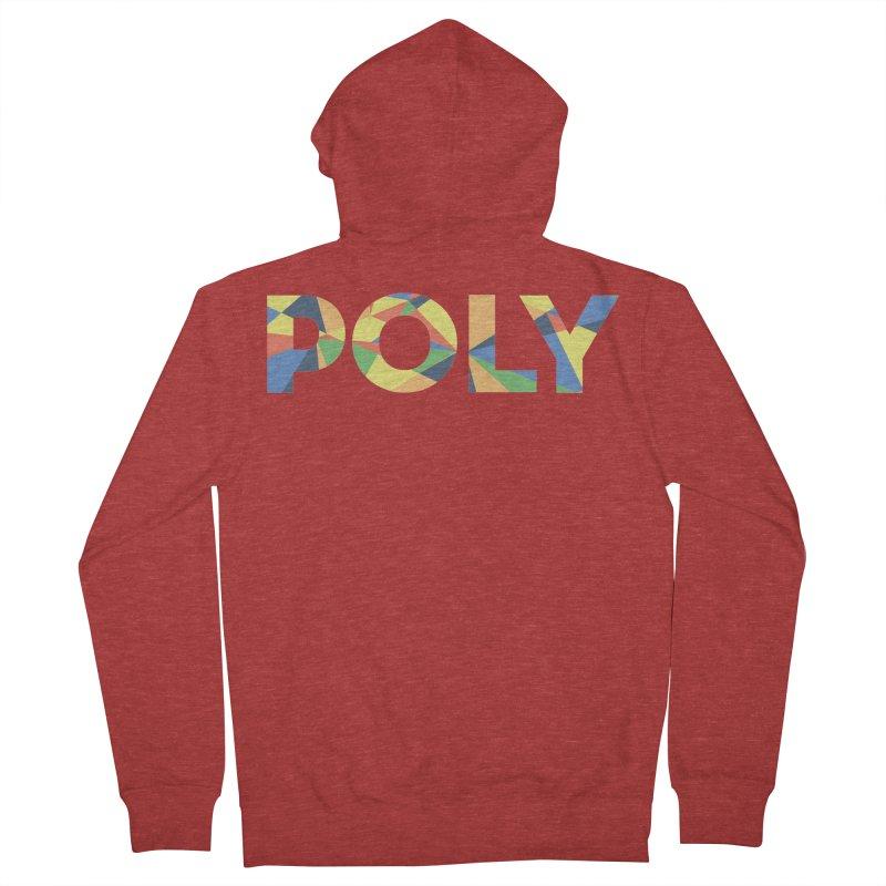 POLY PRIDE Women's Zip-Up Hoody by AltStyle's Artist Shop