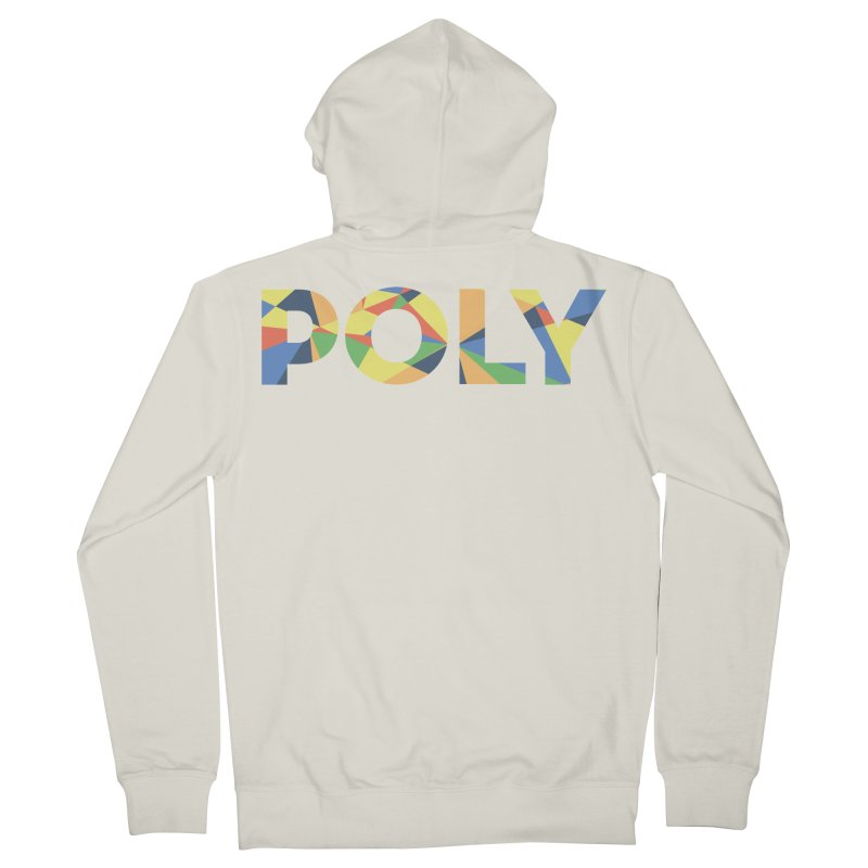 POLY PRIDE Women's Zip-Up Hoody by AltStyle's Artist Shop