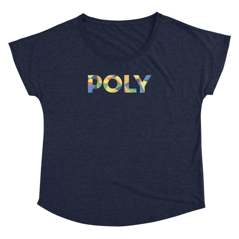 POLY PRIDE Women's Dolman by AltStyle's Artist Shop