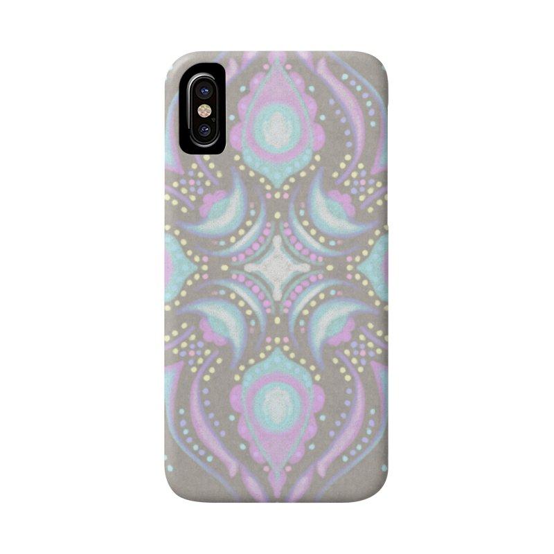 Street Mandala (Pastel)  Accessories Phone Case by Alvestegui's Artist Shop