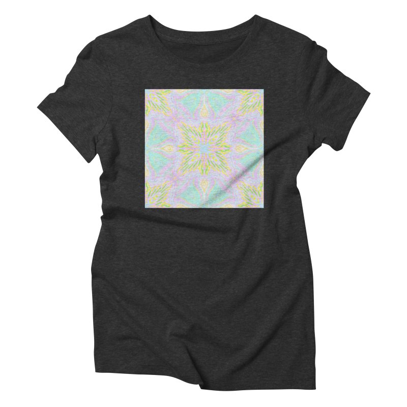 Marrokkoko Women's Triblend T-Shirt by Alvestegui's Artist Shop