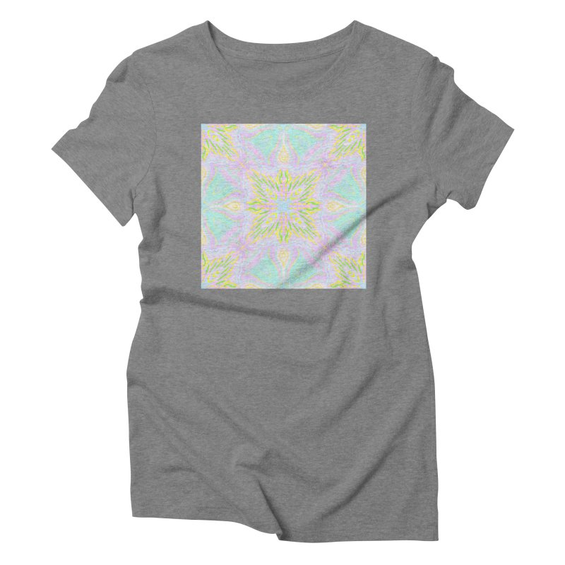 Marrokkoko Women's Triblend T-Shirt by Alvestegui's Artist Shop