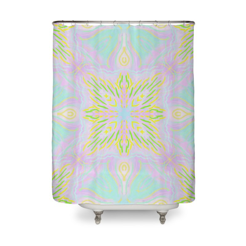 Marrokkoko Home Shower Curtain by Alvestegui's Artist Shop