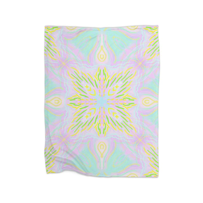 Marrokkoko in Fleece Blanket Blanket by Alvestegui's Artist Shop